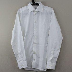 Eton Brighton Slim Fit Button Up Dress Shirt G334